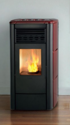 Palletkachel Nordic Fire Rossi airplus